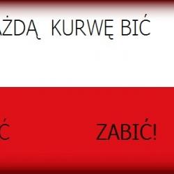 WYJEBAĆ was zdrajcy - jebać polskę! jebać unię europejską szmat