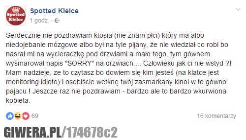 Kielce,spotted,patologia