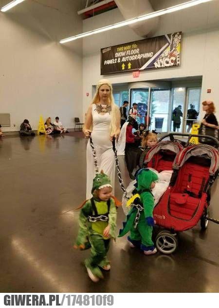 Matka smoków,Gra o Tron,Got,cosplay