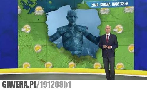 Prognoza pogody na najbliższe dni