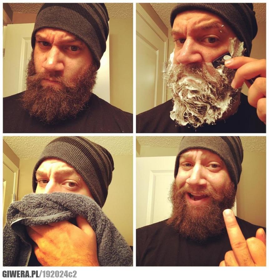приколы картинки борода хотелось