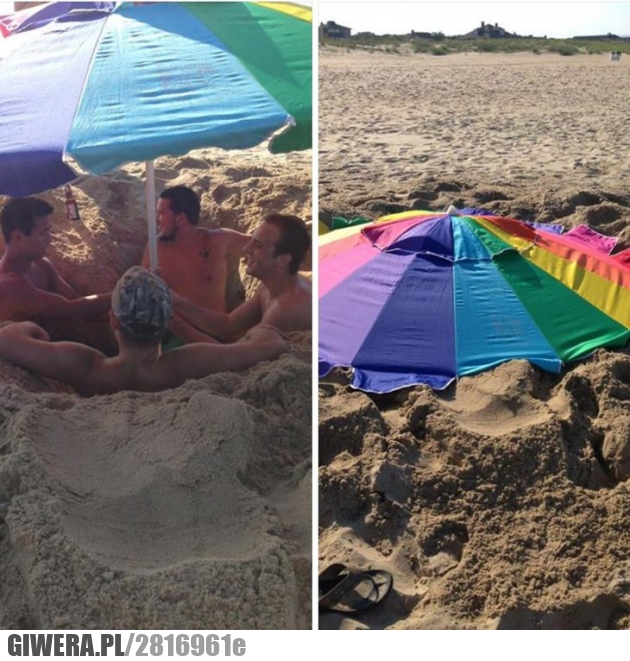 parasol,plaża