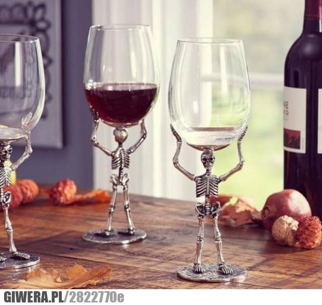 Ciekawe kieliszki,Kieliszek do wina