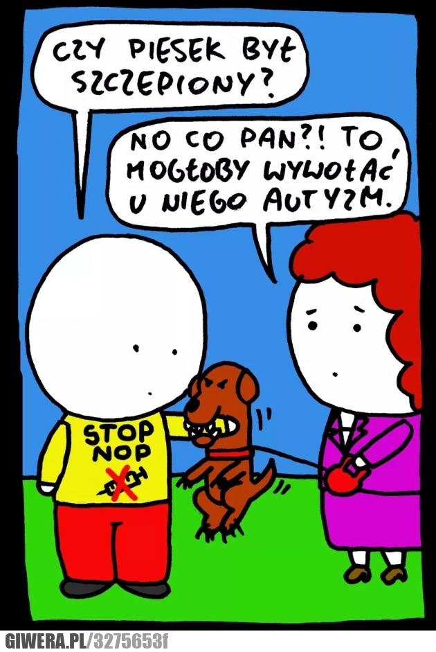 Szczepienia,autyzm