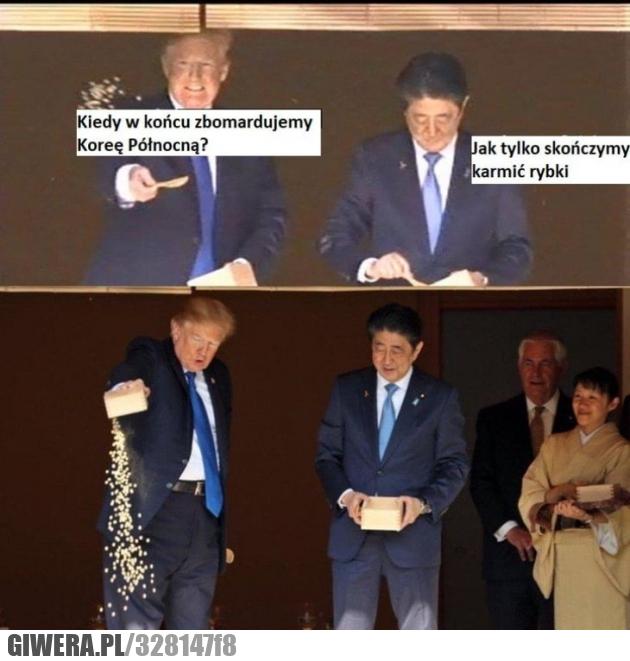 Trump,Japonia