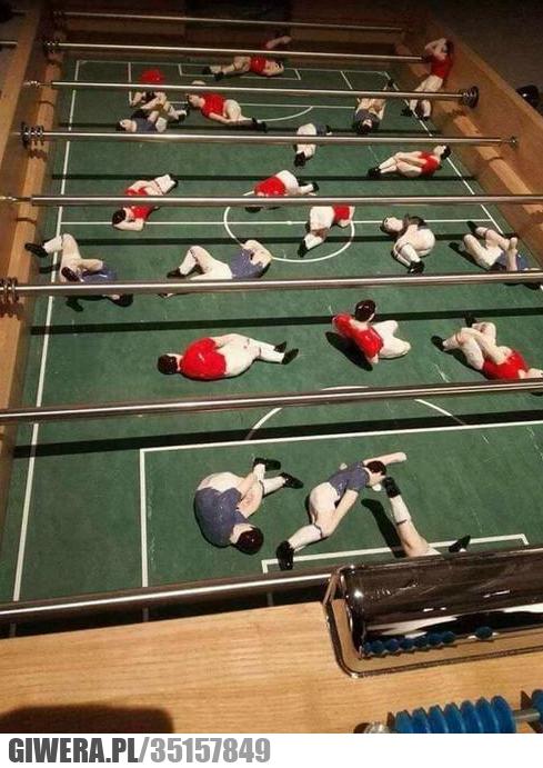 Współczesne piłkarzyki