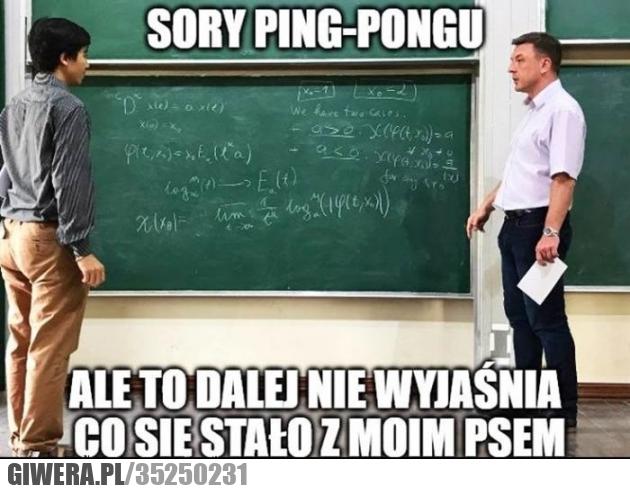 ping,pong,ściemnia