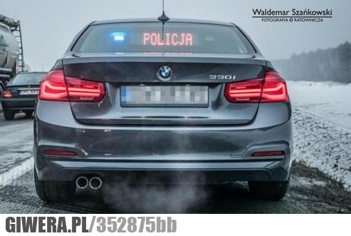 BWM, policja