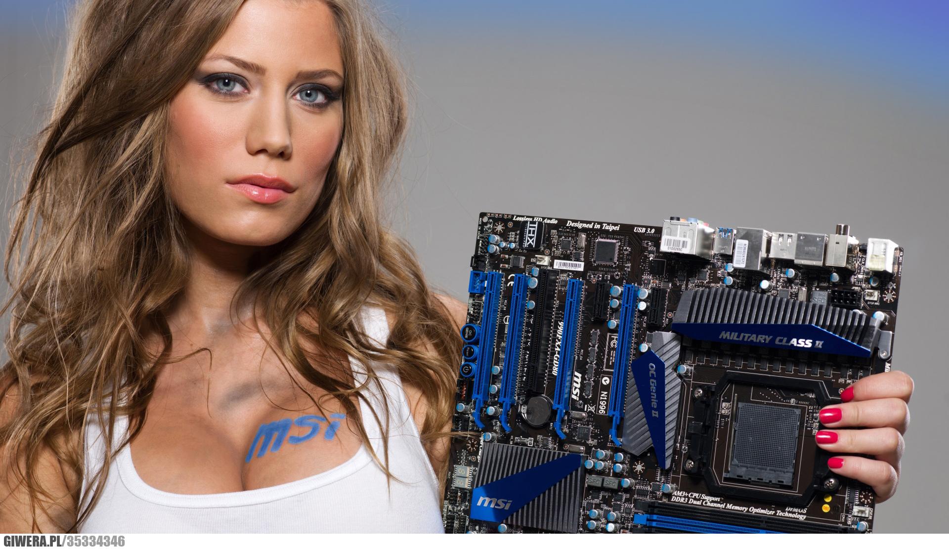 Обои Девушки Компьютер