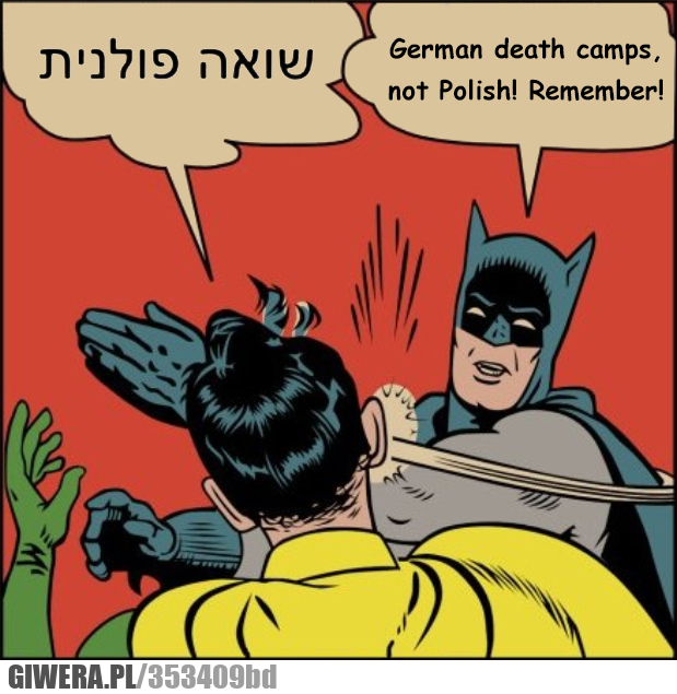 German death camps, not polish, Remember, holocaust, polish