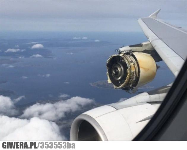 samolot,silnik