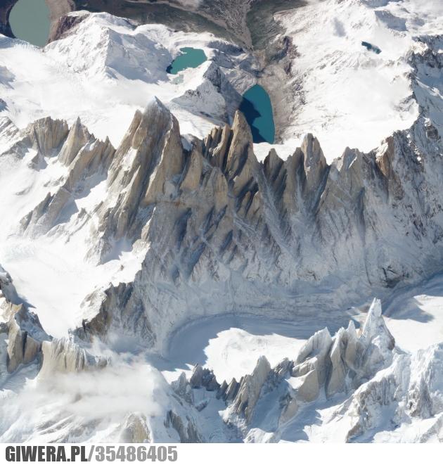 Góra Fitz Roy,Argentyna,Earthporn