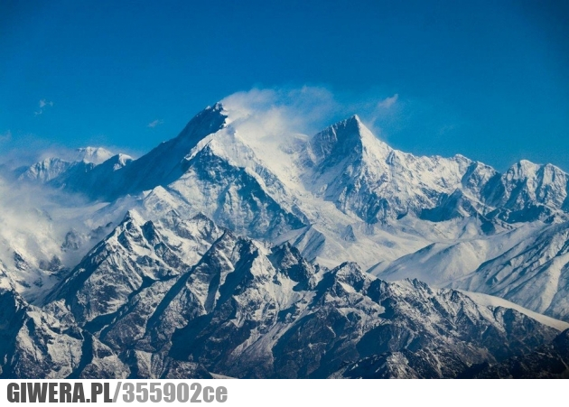 Everest,góry,Earthporn