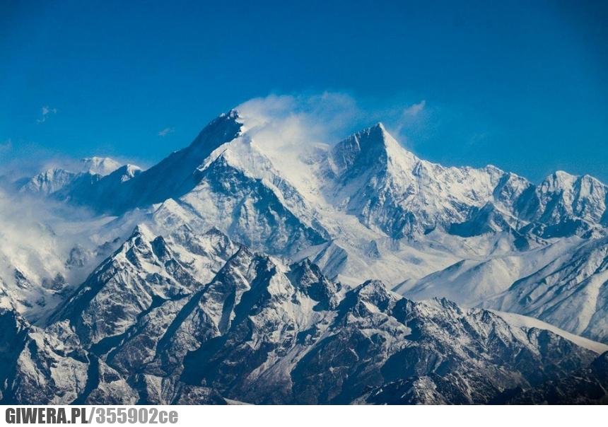 Everest,góry,Earthporn