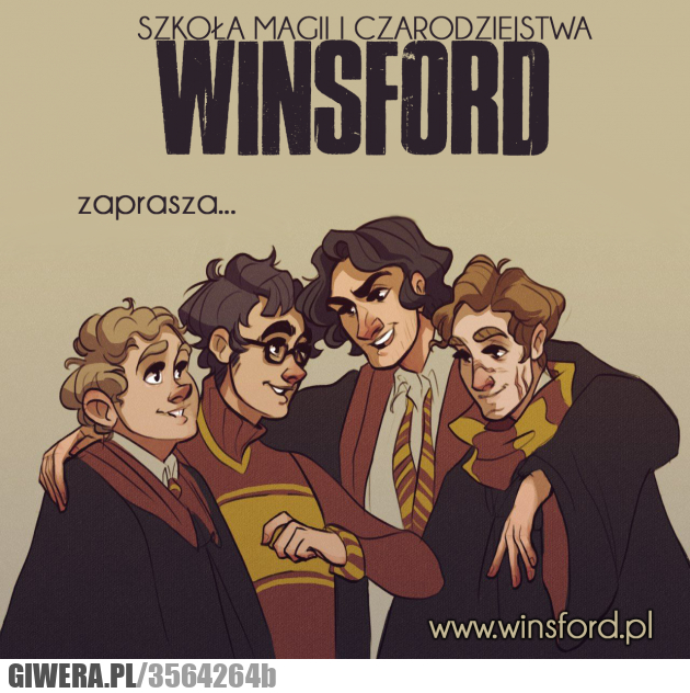 Harry Potter, Hogwart