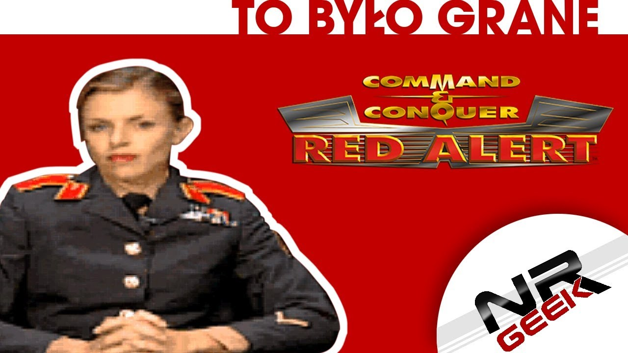 command conquer red alert to bylo grane 104 wideo w. Black Bedroom Furniture Sets. Home Design Ideas