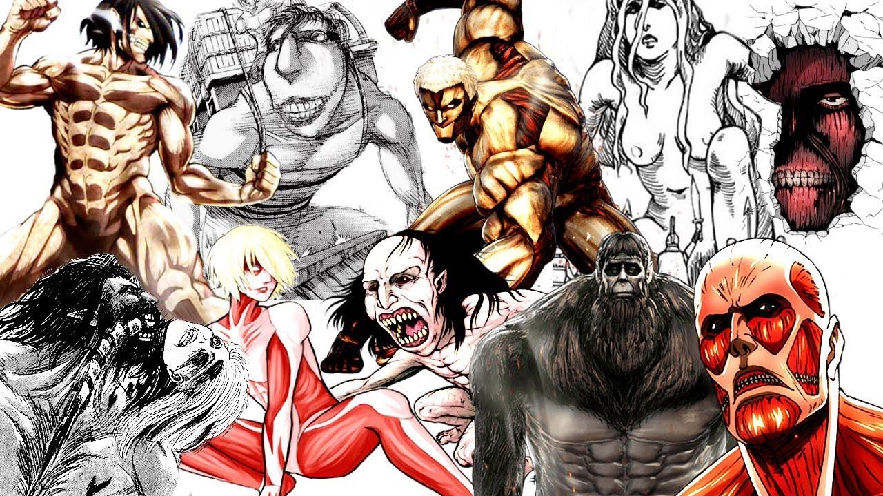 Kto jest 9 TYTANEM?? - Attack on titan | Ripley