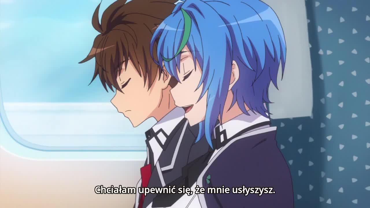 Anime High School DxD Hero 02 PL