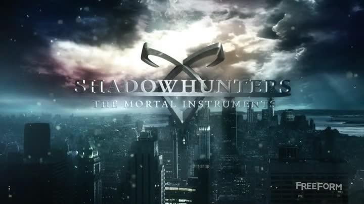 shadowhunters english stream