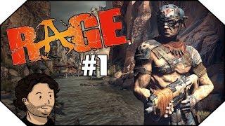 Rage #1 - Życie w mamrze