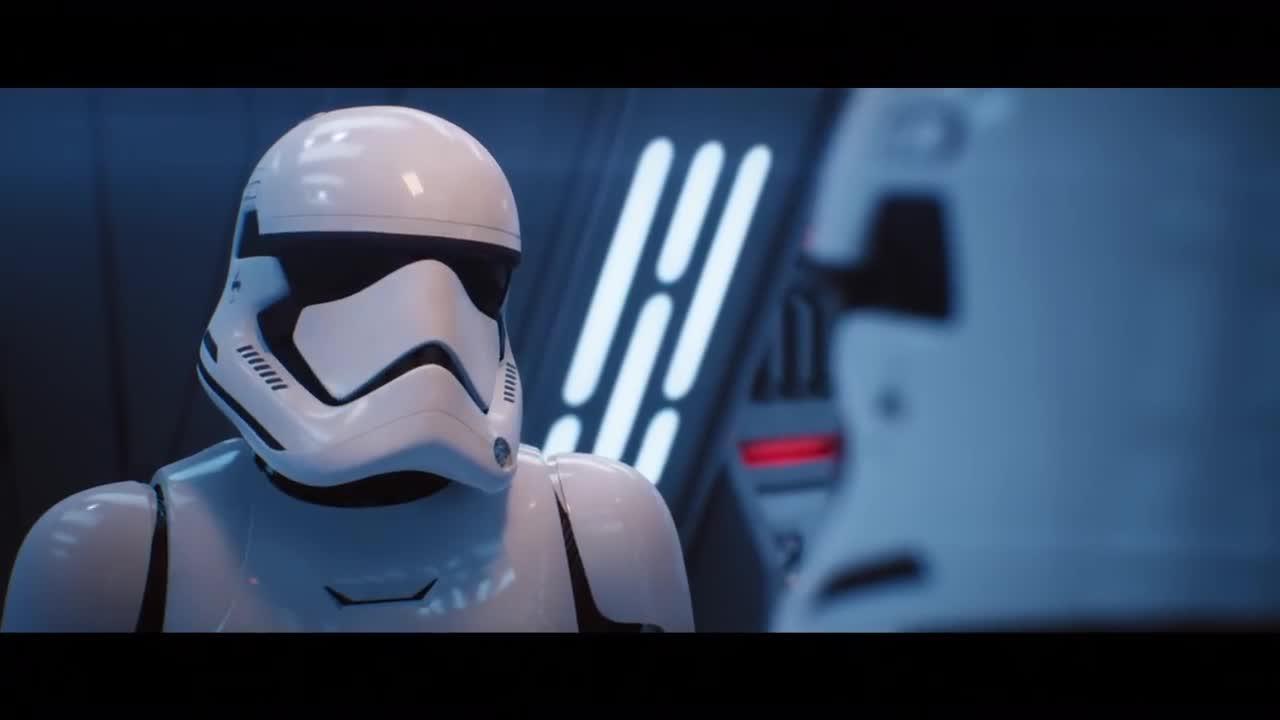 Star Wars na Unreal Engine 4