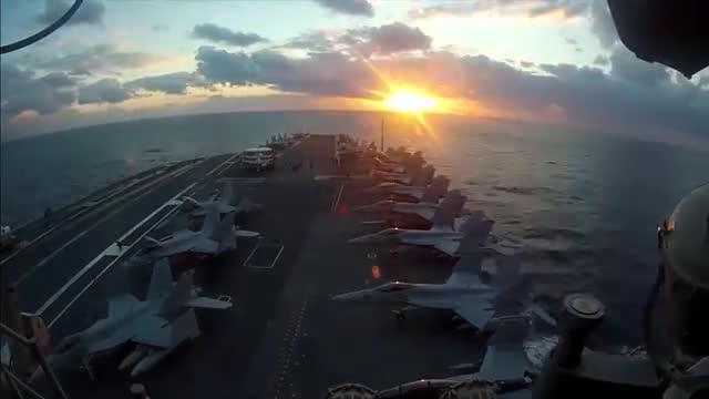 Niesamowite video nagrane przez amerykańskich żołnierzy!