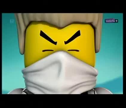 Ninjago Mistrzowie Spinjitzu Odcinek 38 Droga Milczącej Pięści