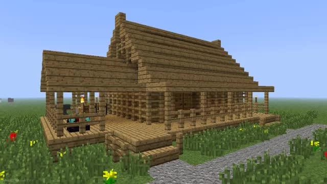 Jak Zbudowac Fajny Dom Minecraft Wideo W Cda Pl