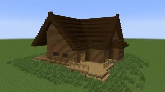 Jak Zbudowac Fajny Dom Minecraft Odc 2 Wideo W Cda Pl