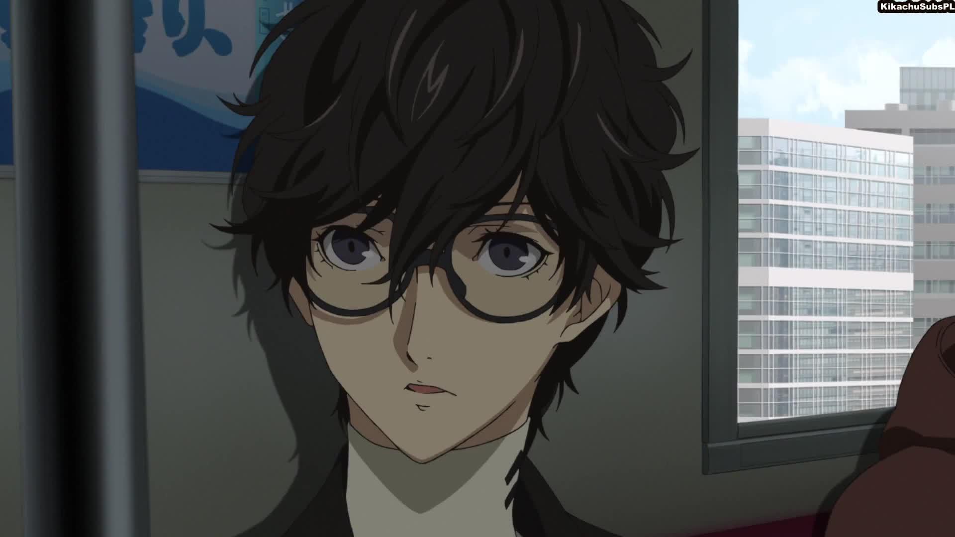 [KikachuSubsPL]Persona 5 The Animation 01 Napisy PL