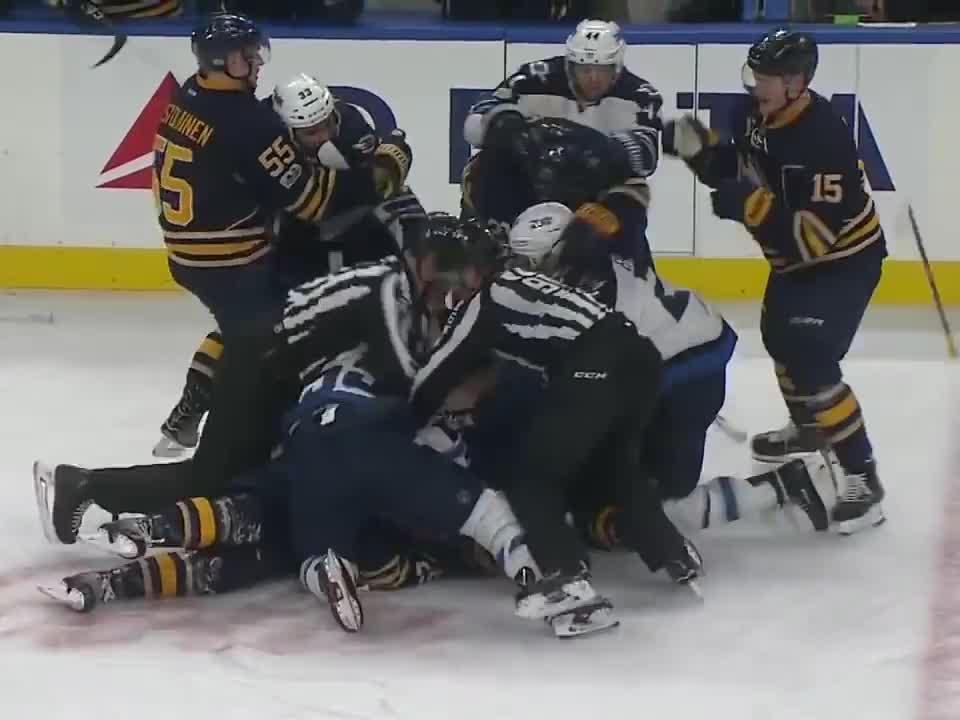 Najgroźniejsze wypadki w hokeju +18