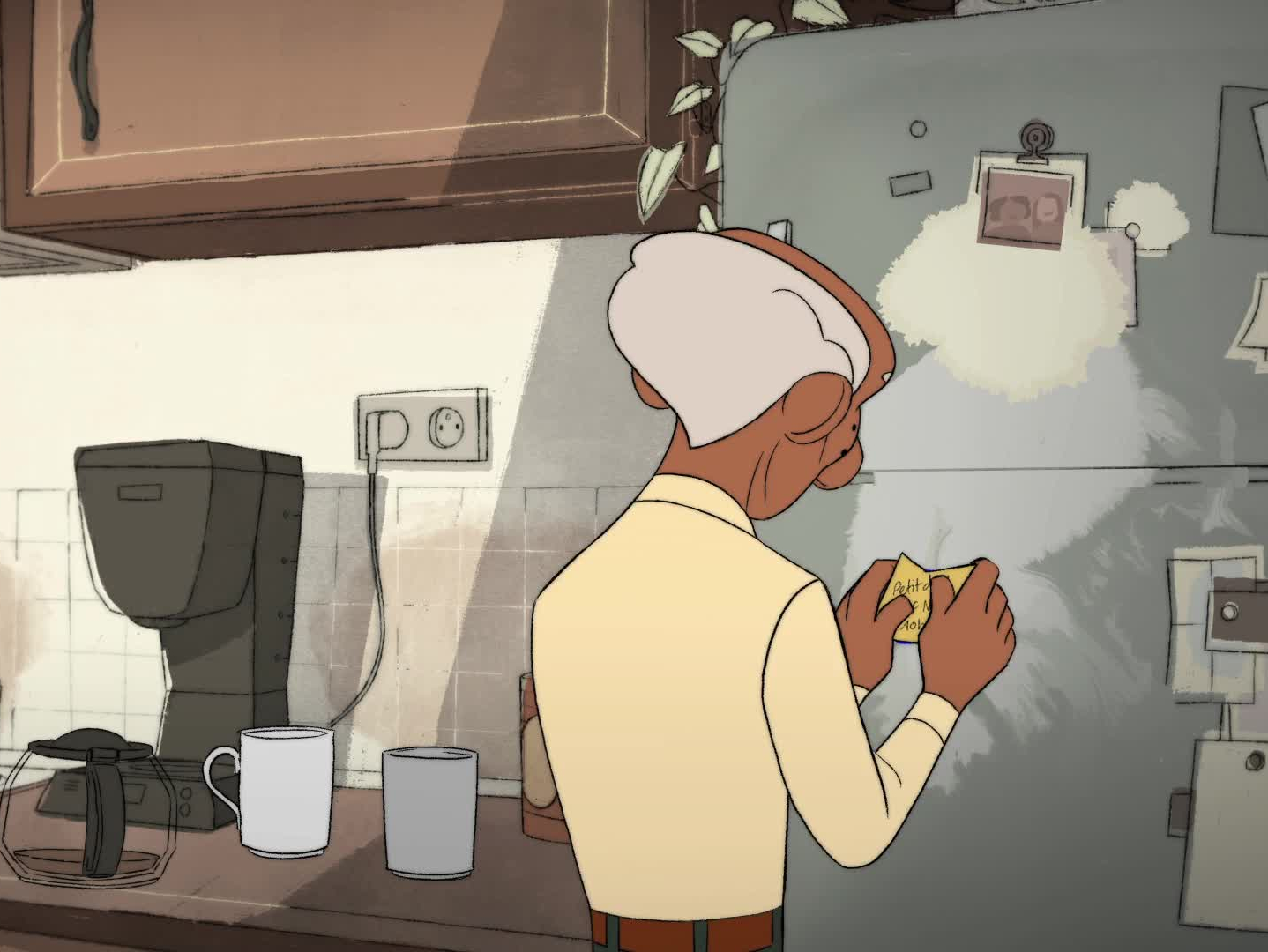 Bardzo ciekawa animacja nt.  choroby Alzheimera