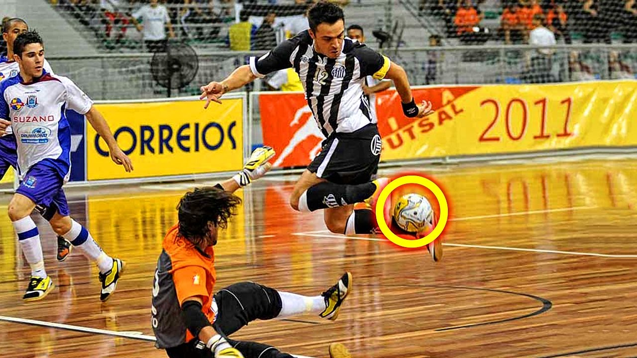 Falcao ○ Most Humiliating Futsal Skills   Goals - wideo w cda.pl 69876b1a0e9b3