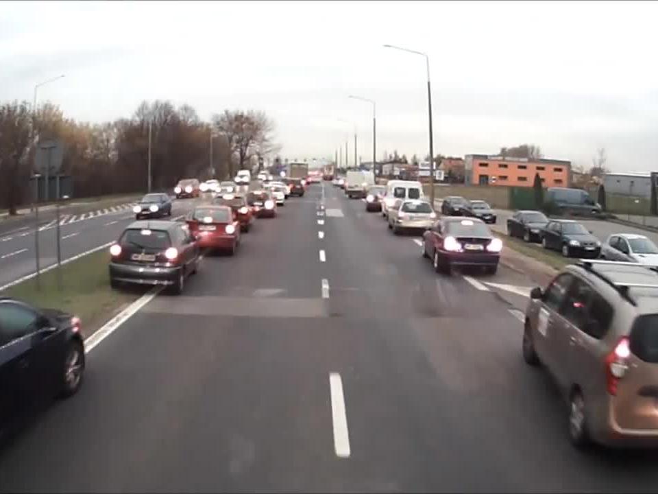 Idealne zachowanie Polskich kierowców