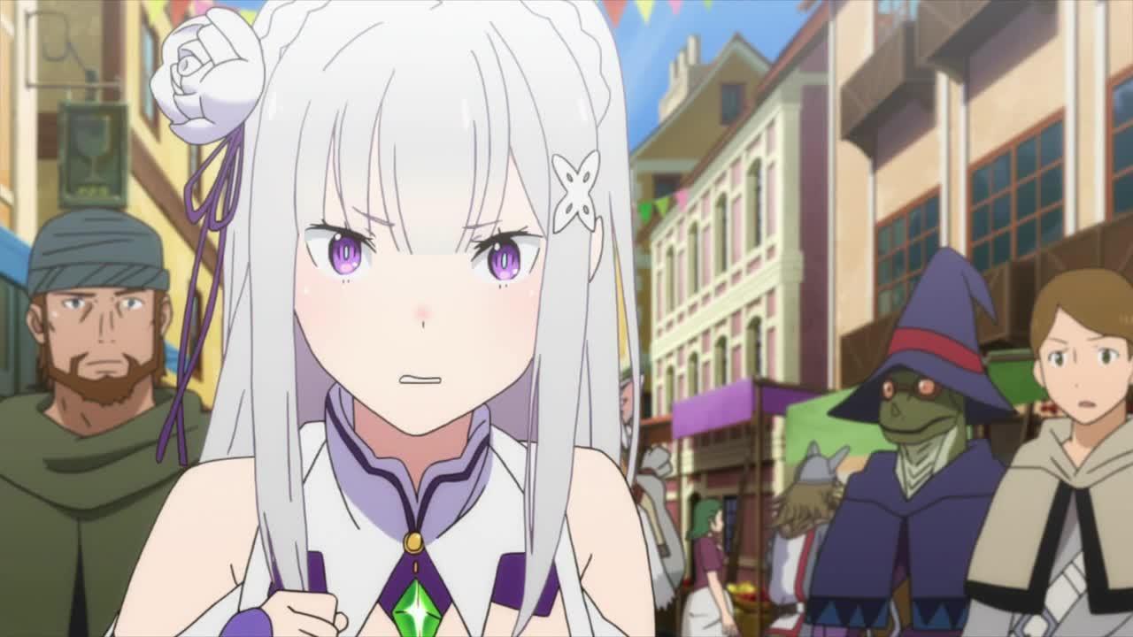 Re:Zero kara Hajimeru Isekai Seikatsu Odcinek 2