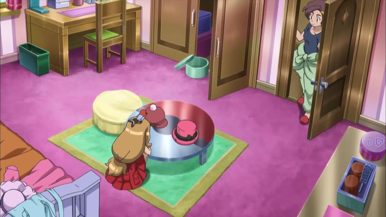 A Battle Of Aerial Mobility Pokemon seria X...