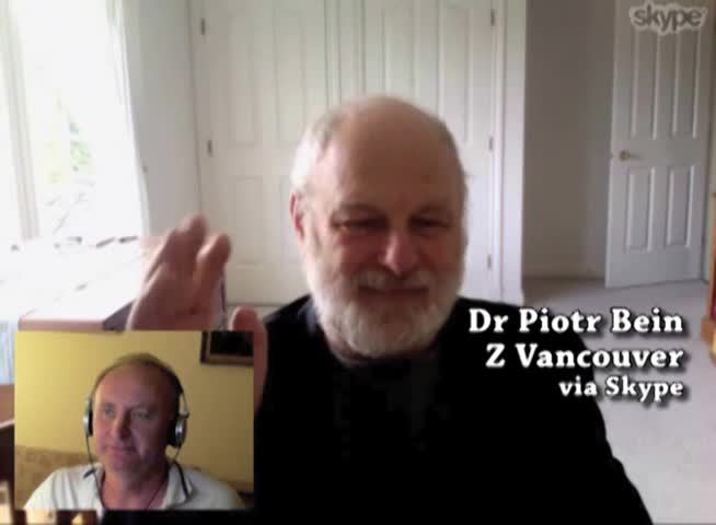 Dr Piotr Bein - wojna z NWO, szczyt NATO, Agenda 21 i GMO, Fukushima