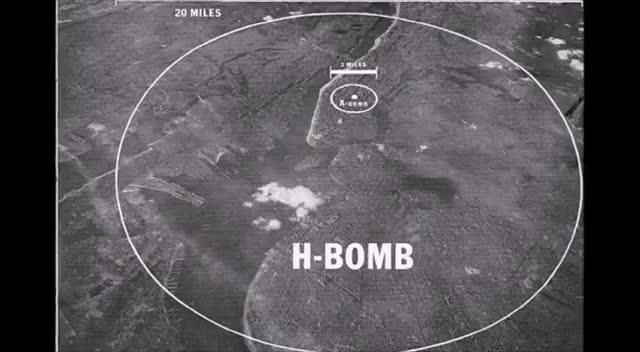 Izrael zrzucił taktyczną bombę atomową na Jemen (1/2)