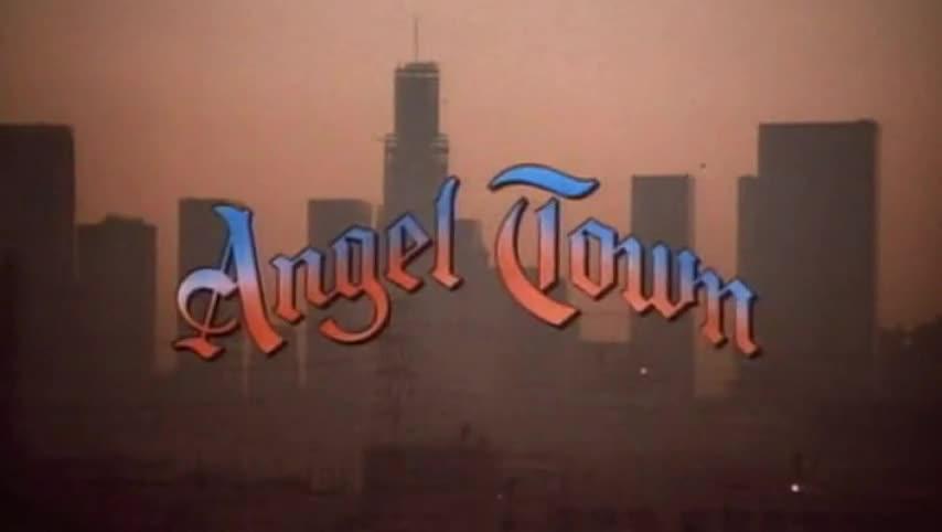 Miasto Aniołów [1990] Lektor VHS-Rip