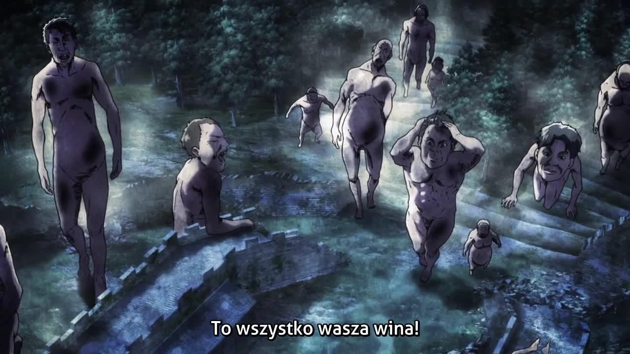 Shingeki no Kyojin / Atak Tytanów S02E04 (Napisy PL)