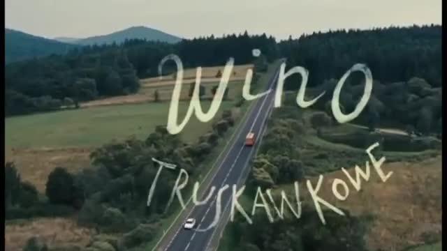 Wino truskawkowe 2007
