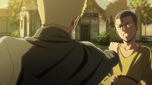 Shingeki no Kyojin 2 odc3