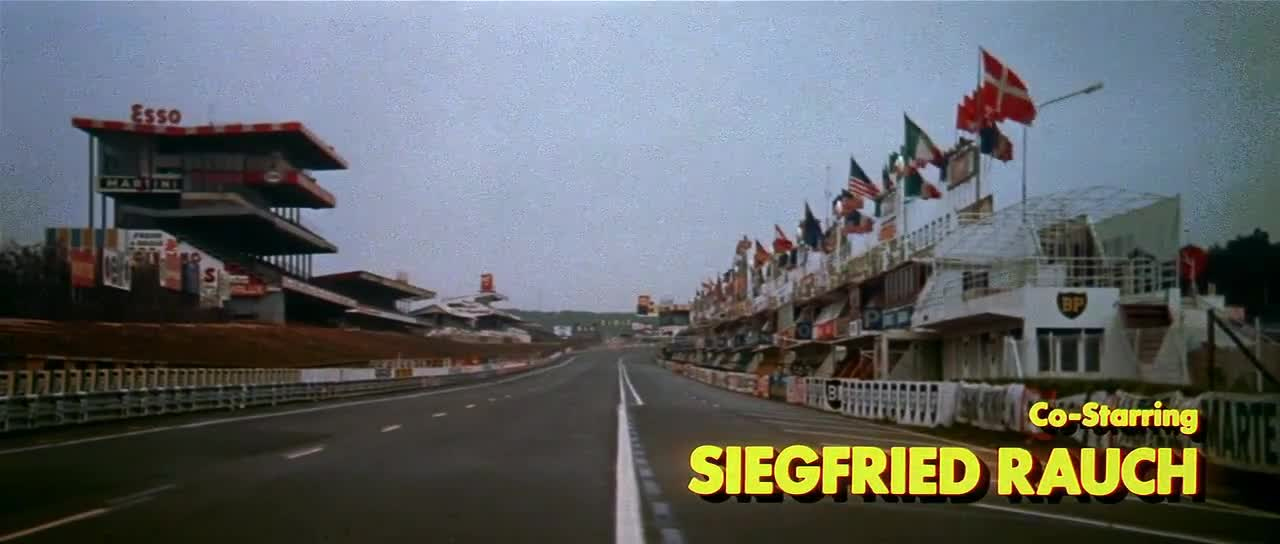 Le Mans (1971) (Napisy PL)