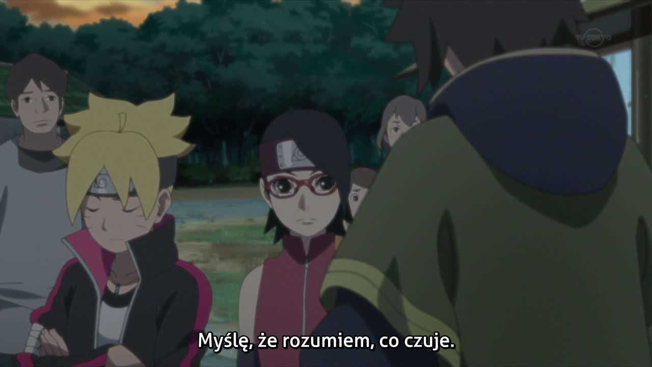 """Naruto Gaiden 41 """"Siła jedności"""""""