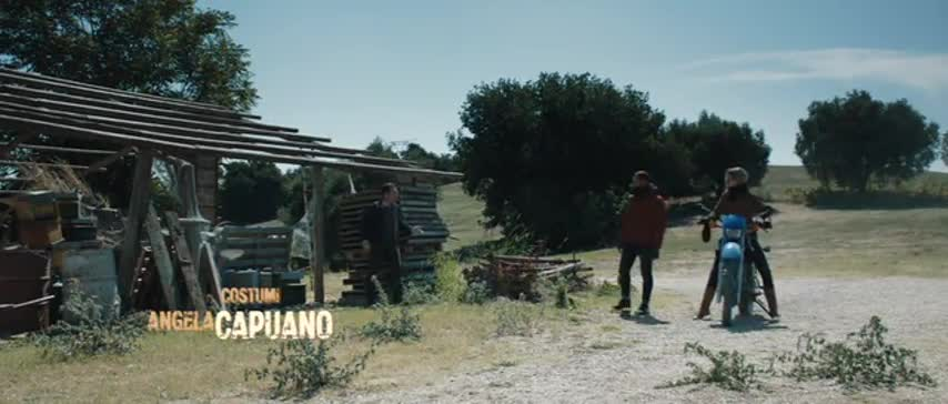 Mafia i Pomidory / Mafia and Red Tomatoes / La Nostra Terra (2014) / Lektor