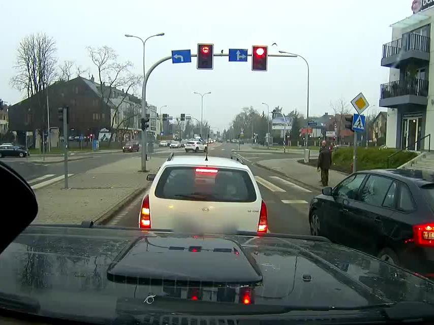 Wrocław: Zatrzymanie kierowcy pod wpływem