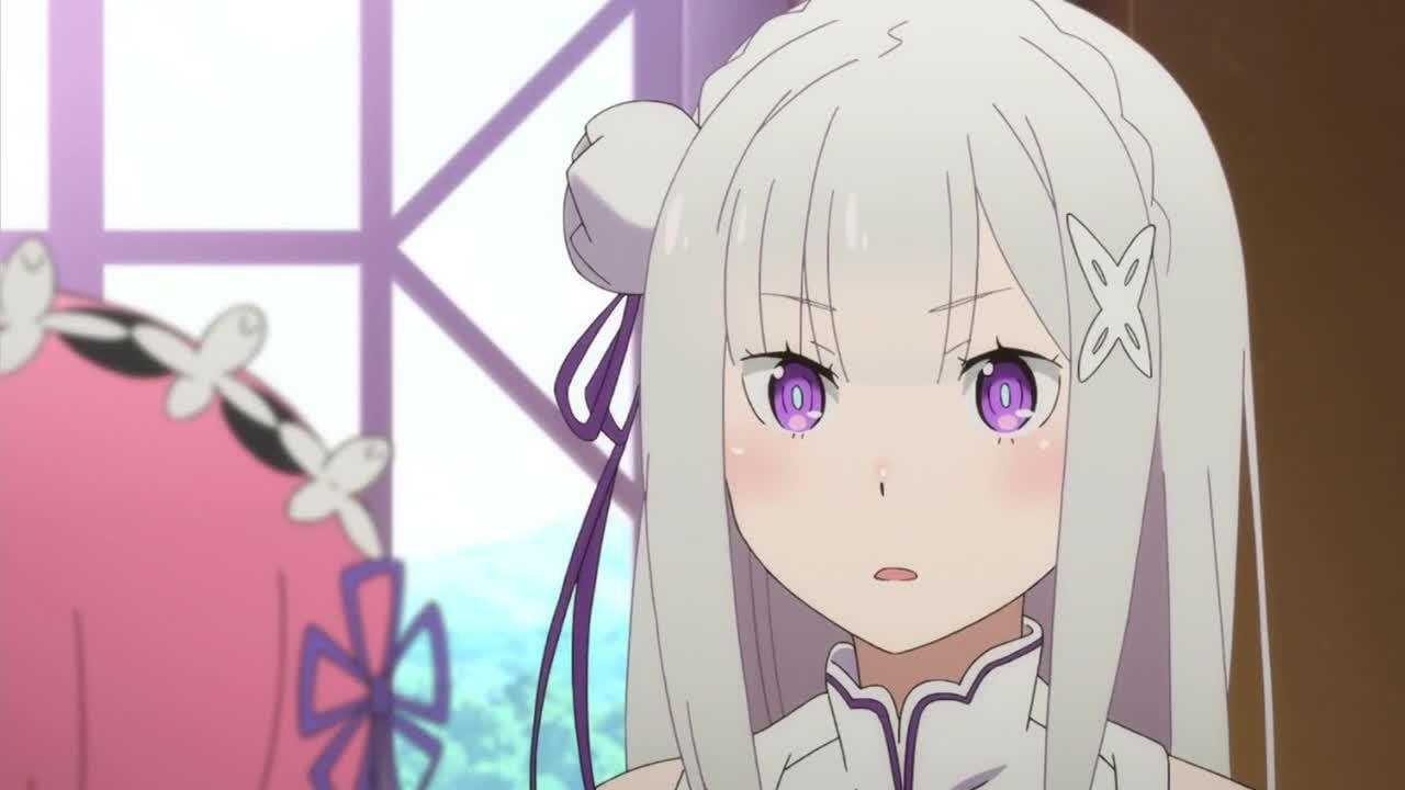 Re:Zero kara Hajimeru Isekai Seikatsu Odcinek 12