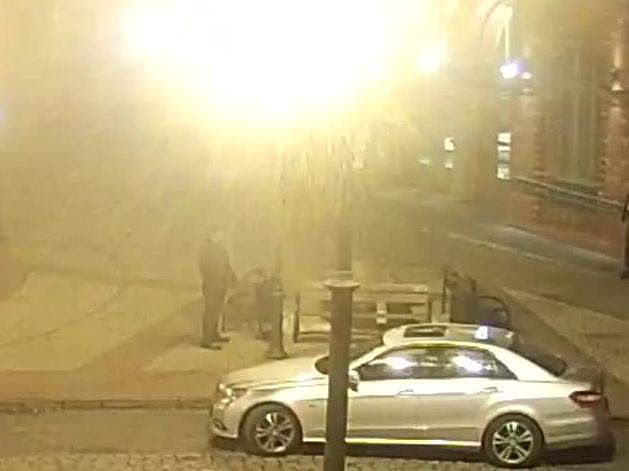 Malbork: Mężczyzna został pobity na oczach ochrony kolei