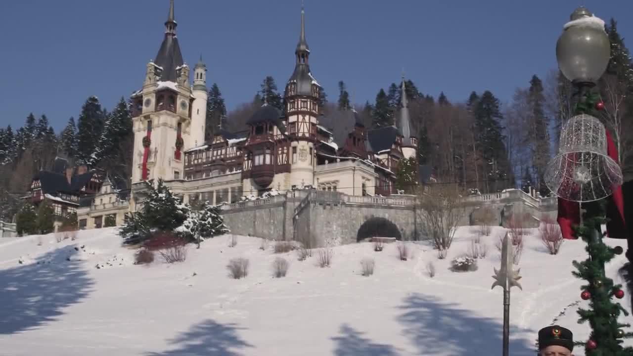 świąteczny Książę A Christmas Prince 2017 Lektor Pl 720p Wideo