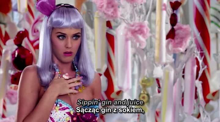 Katy Perry - California gurls Kalifornijskie dziewczyny